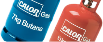 Calor Gas - Deliveries Nuneaton, Bedworth, Atherstone and Coventry